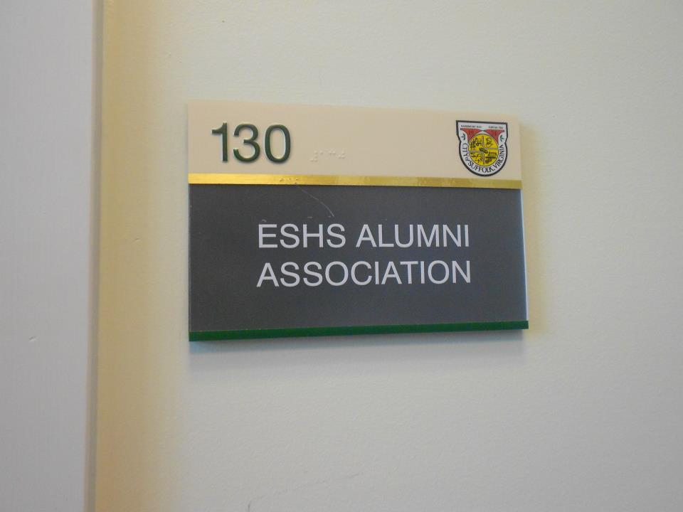 East Suffolk Association room 130 sign