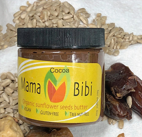 Sunflower Seed Butter with Cocoa