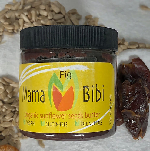 Sunflower Seed Butter with Fig
