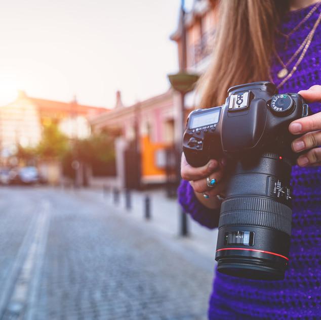 Tur med kamera