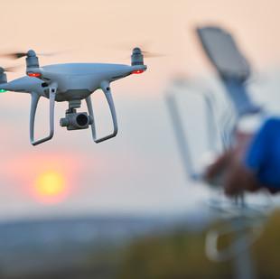 Lær deg drone