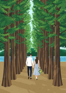 Nami Island Korea 08