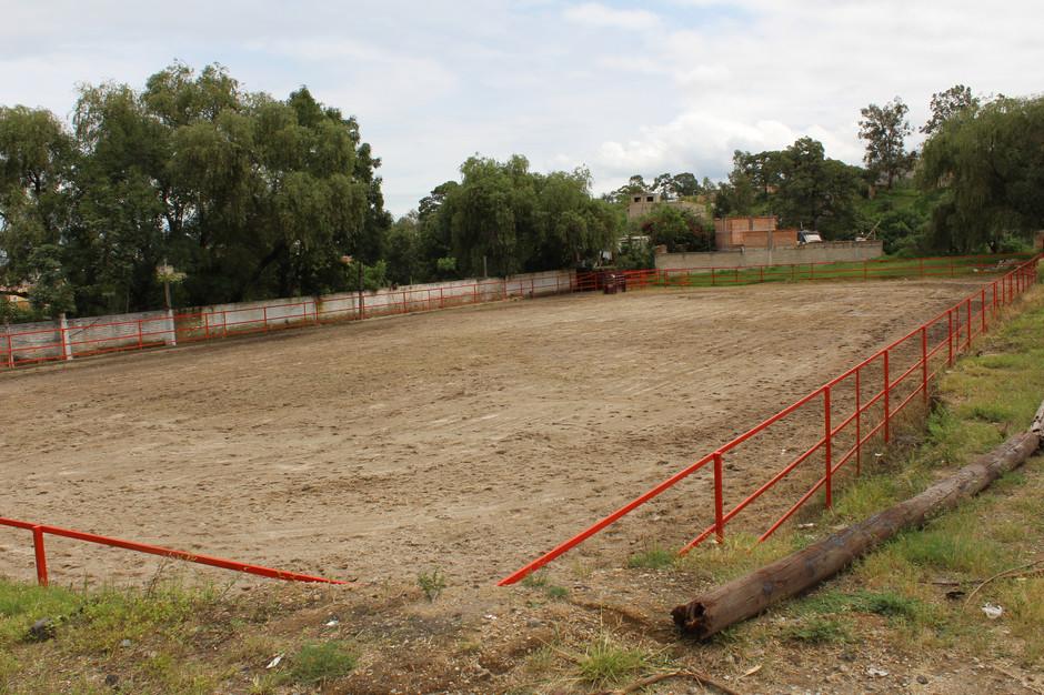 Arena Vaquera El Sacuce