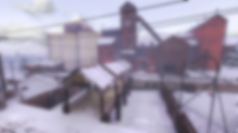 Snowfort background