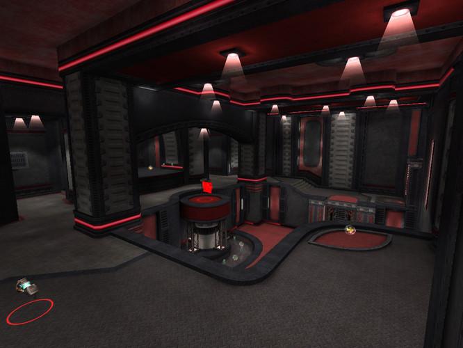 Red flag room