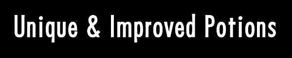 Unique & Improved Potions logo