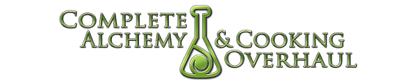 Complete Alchemy & Cooking Overhaul logo