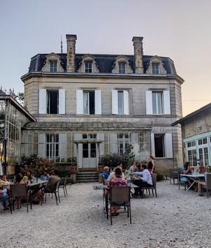 Chateau Carbonneau, The Glass House Cafe