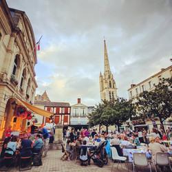 Sainte-Foy-la-Grande Night market (summer only)