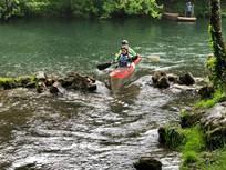 Canoe-Kayak club, Port Saint Foy