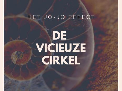 Het jo-jo effect: de vicieuze cirkel