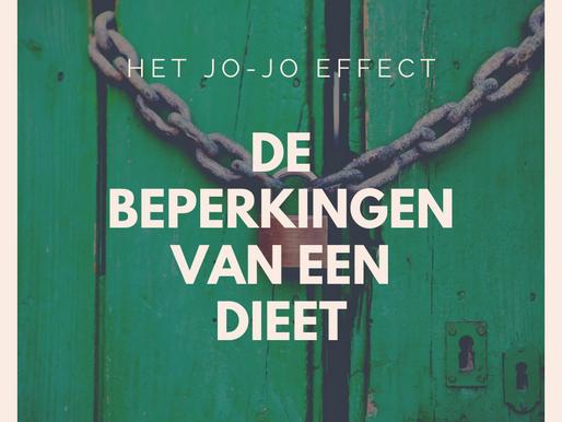 Het jo-jo effect: de beperkingen van een dieet