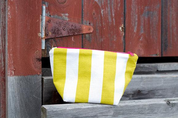 the kathy - lime stripe