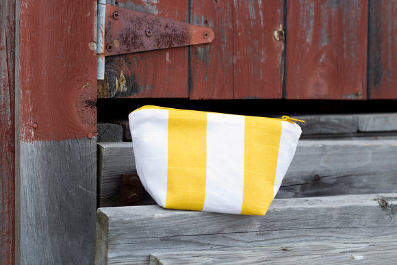 the michelle - yellow stripe