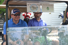 participants in bull city golf classic fundraiser for kids