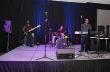 band at great futures gala