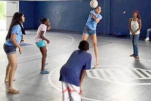 sports fites and recreation at boys & girls club