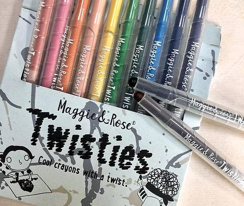 Maggie & Rose Twisties
