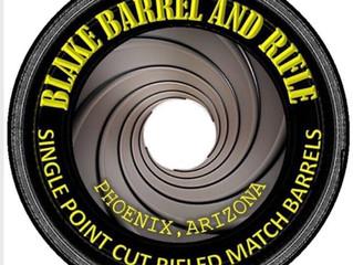BLAKE BARREL supports USA F-Class 2021