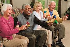 Senior-Residents-indoor-summer-activitie