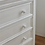Thumbnail: Pali Diamante Collection 4 Drawer Chest in Vintage White