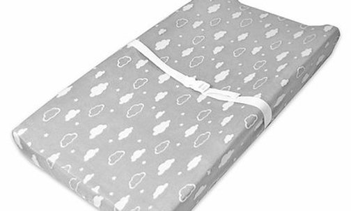 Heavenly Soft Chenille Changing Pad Covers