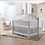 Thumbnail: Pali Cristallo Collection Full Bed Rails