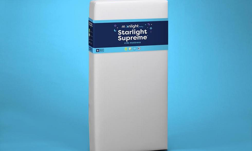 Starlight Supreme Crib Mattress by Moonlight