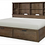 Thumbnail: Fulton County Bookcase Lounge Bed (complete w under-bed storage)