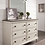 Thumbnail: Brookhaven 6 Drawer Dresser