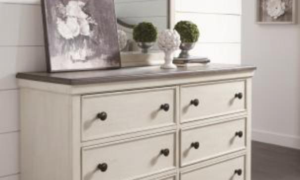 Brookhaven 6 Drawer Dresser