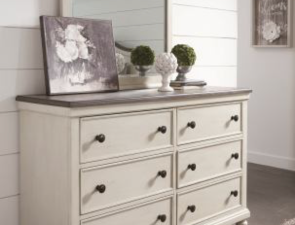 Brookhaven 6 Drawer Dresser
