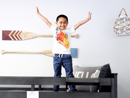 Bunk Beds with Stairs Make Awesome Christmas Gifts for Kids And Are Great For Guests