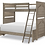 Thumbnail: Farm House Twin/Full Bunk Bed