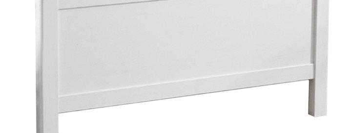 Pali Diamante Collection Low Profile Footboard