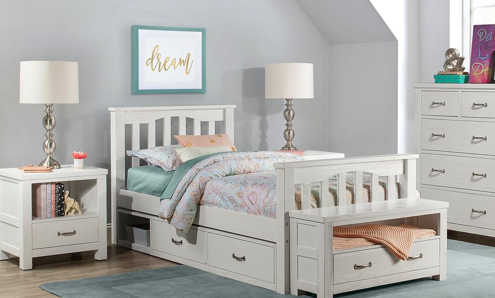 Harper Twin Bed
