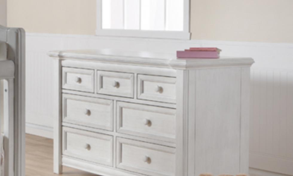 Pali Cristallo Collection Double Dresser