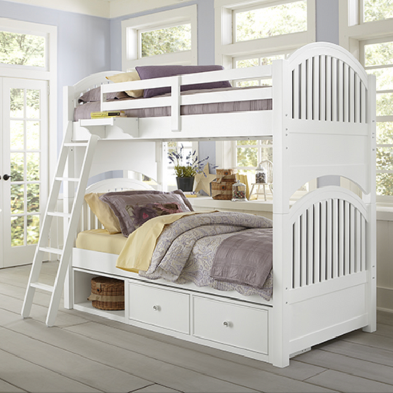 Adrian Twin/Twin Bunk w/ underbed storage. Starting at $1099.