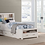 Thumbnail: Highlands Twin Bookcase Bed