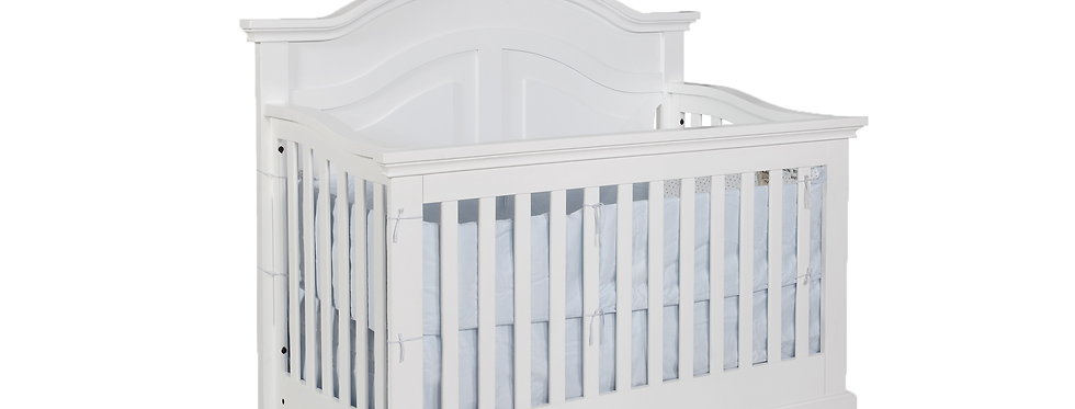 Waterford Curved Panel Conversion Crib - Floor Model