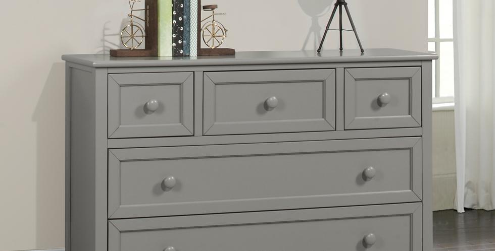 School House Dresser - Grey