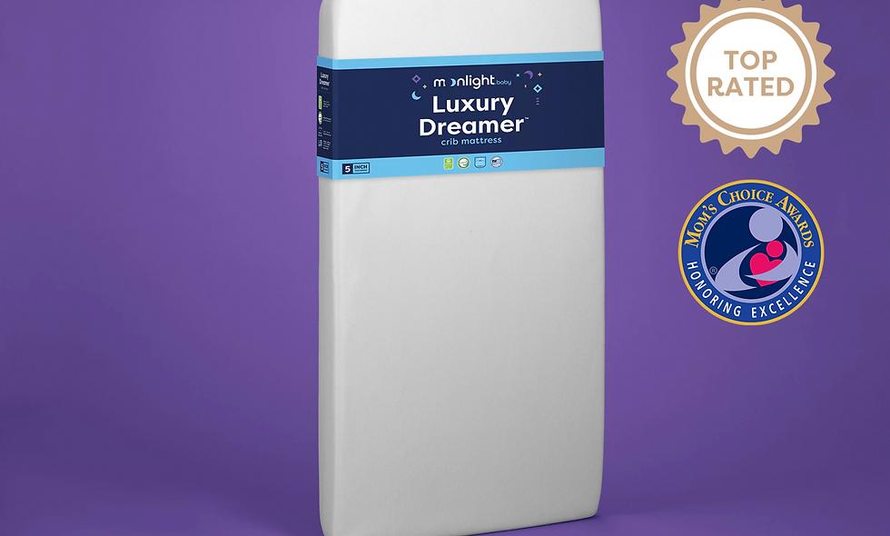 Luxury Dreamer Crib Mattress by Moonlight
