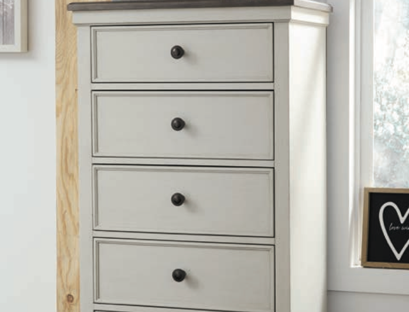 Brookhaven 5 Drawer Lingerie Chest