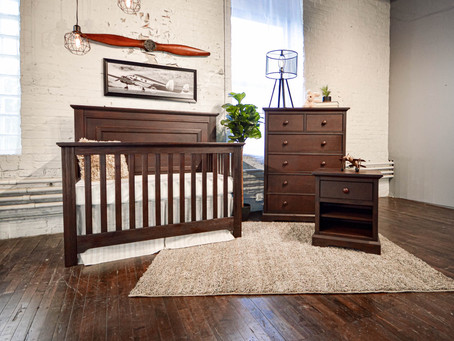 7 Tips For Buying Your First Baby Crib