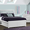 Thumbnail: School House Marley Twin Bed - White