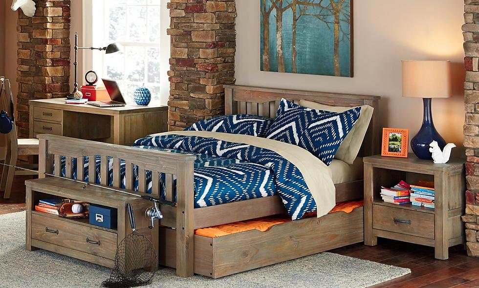 Harper Full Bed