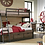 Thumbnail: Fulton County Twin/Full Bunk Bed