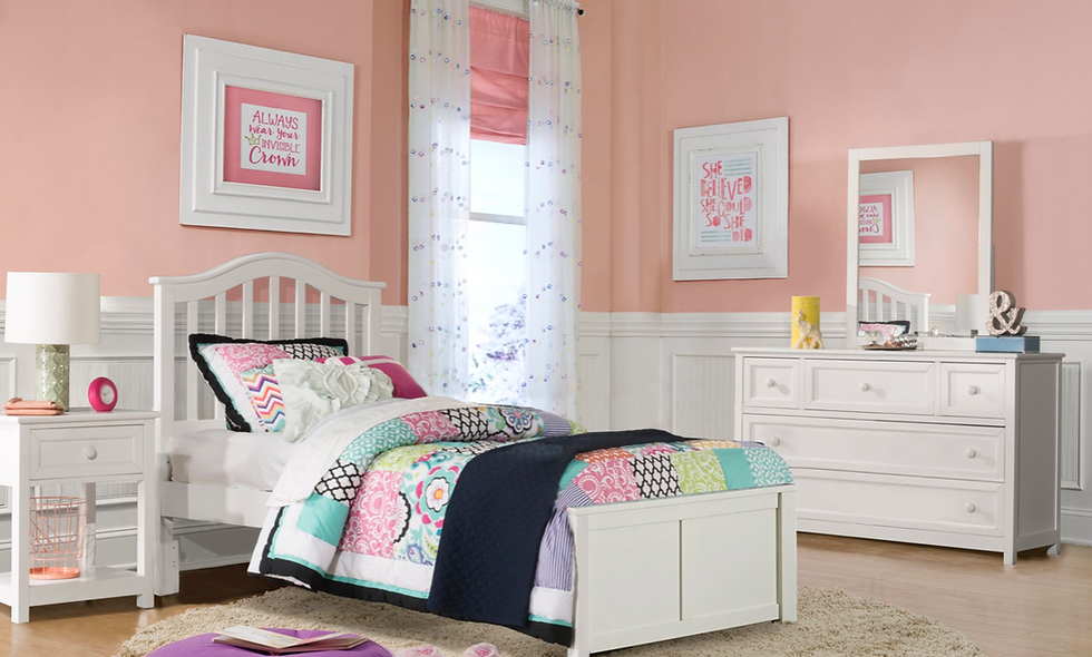 School House Finlay Twin Bed