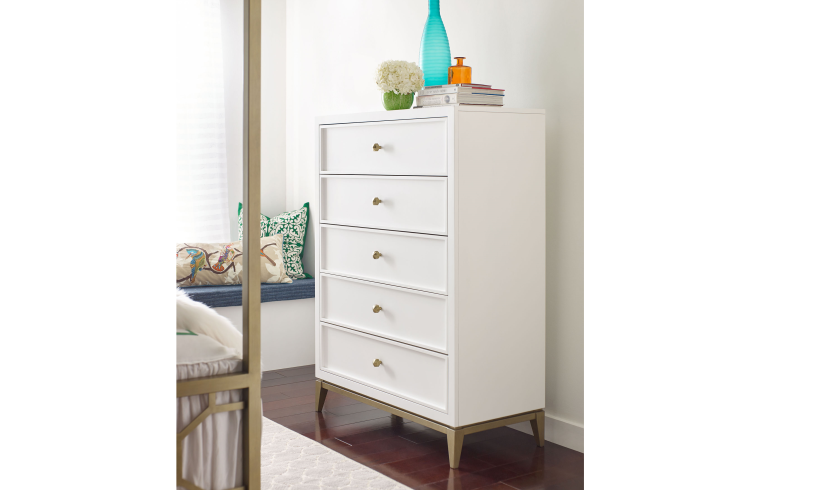 Chelsea by Rachael Ray - 5 Drawer Chest
