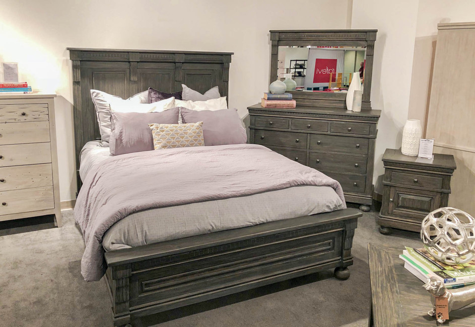 San Jose Bedroom Collection in Tobacco
